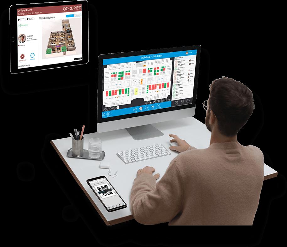 Smart Desk Management System